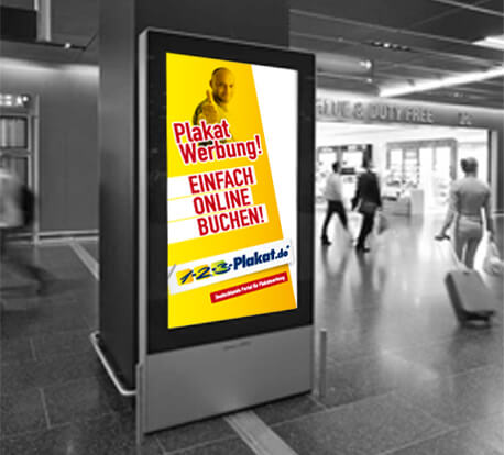 Digitales Plakat, Digital Signage