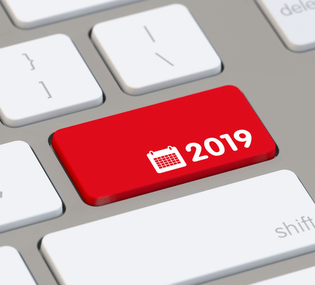 Buchungsstart 2019